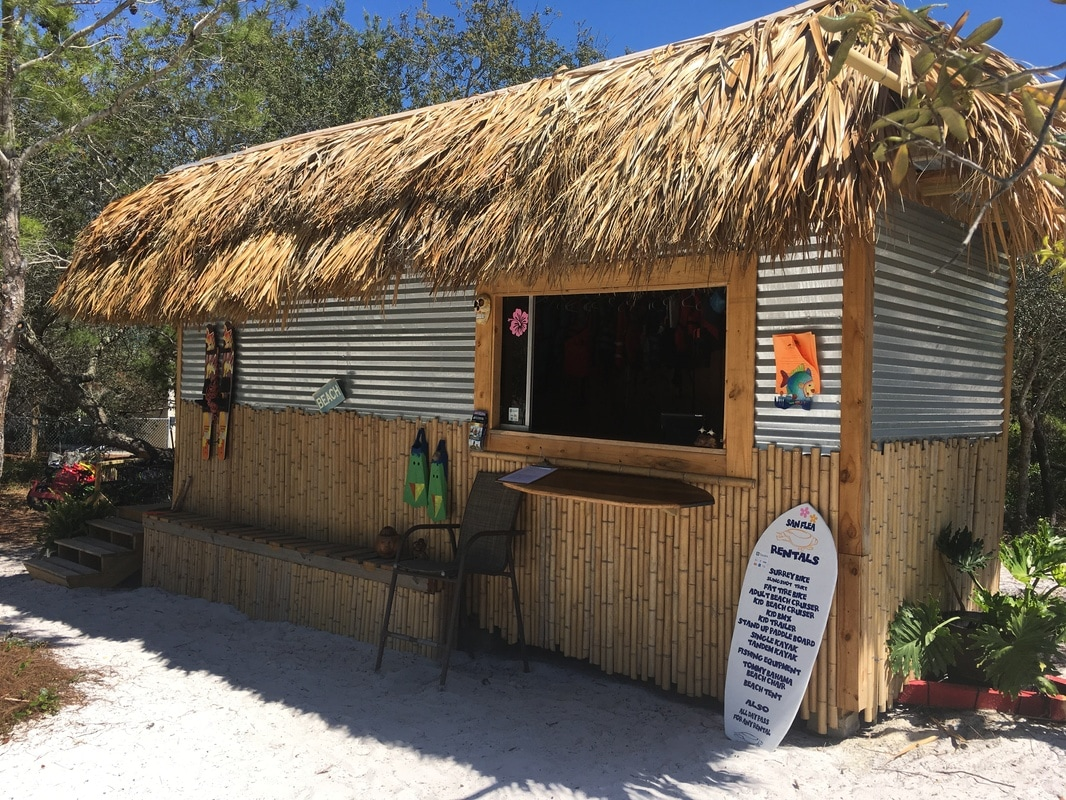 San Flea Rentals Cape San Blas, FL
